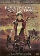 Resident: Evil Extinction - Exclusive 2-disc Limited Edition