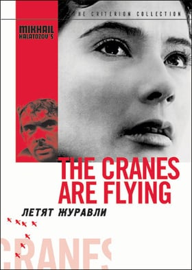 The Cranes Are Flying - Criterion Collection