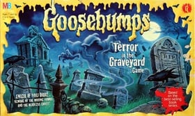 Goosebumps: Terror in the Graveyard Game