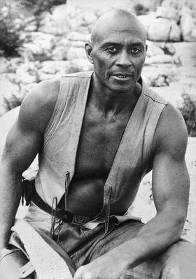 Woody Strode sergeant rutledge