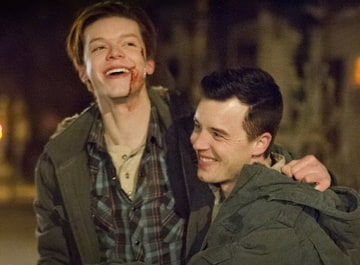 Ian & Mickey - Shameless US