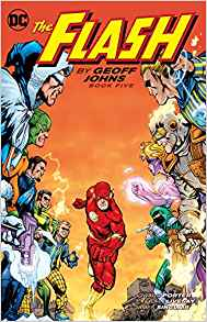 The Flash By Geoff Johns Book Five