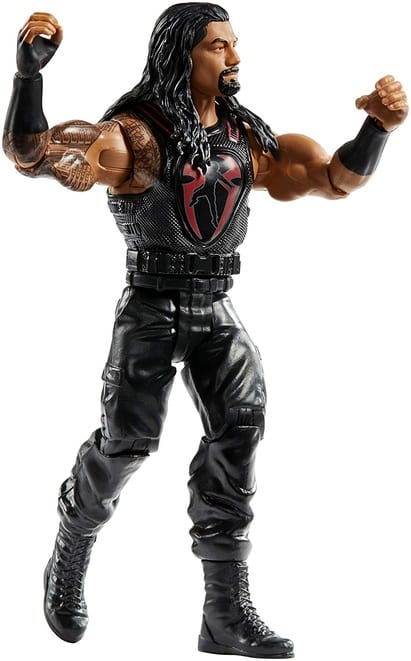 WWE Summerslam Roman Reigns Core Figure