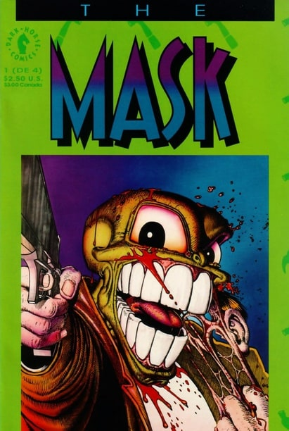 The Mask (1991-1995)