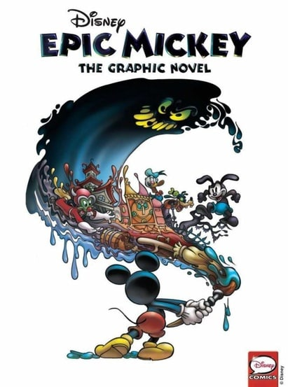Epic Mickey: The Graphic Novel (2012)