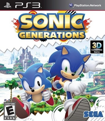 Top Sonic Games list