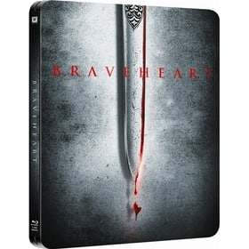 Braveheart: Play.com Exclusive Steelbook Edition Double Play (Blu-ray)