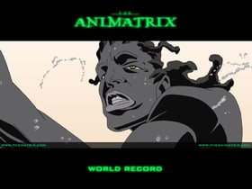 The Animatrix: World Record