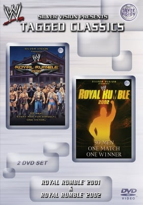 WWE - Royal Rumble 2001 / Royal Rumble 2002