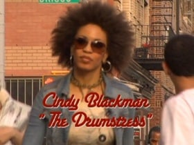 The Drumstress