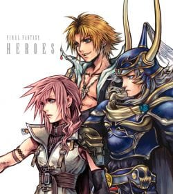 Compilation Final Fantasy Heroes