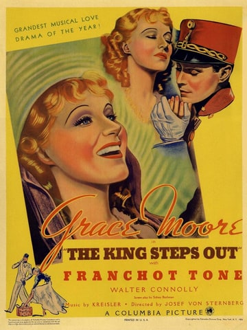 The King Steps Out                                  (1936)