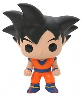 Dragonball Z Pop! Vinyl: Goku(Hot Topic Exclusive)