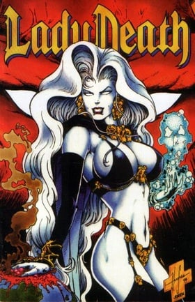 Lady Death II: Between Heaven & Hell