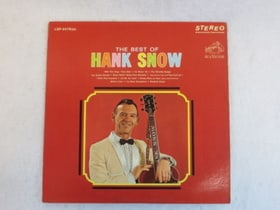 Hank Snow - The Best of Hank Snow